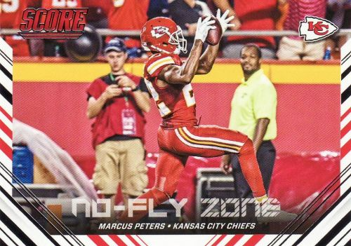 2016 Score No Fly Zone #6 - Marcus Peters - Chiefs