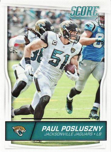 2016 Score #157 - Paul Posluszny - Jaguars