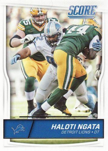 2016 Score #116 - Haloti Ngata - Lions