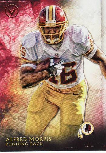 2015 Topps Valor #137 - Alfred Morris - Redskins