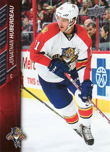 2015-16 Upper Deck #337 - Jonathan Huberdeau - Panthers