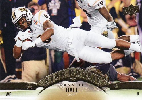 2015 Upper Deck #110 - Rannell Hall