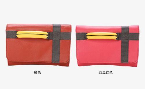 Mandarina Duck simple portable shoulder bag