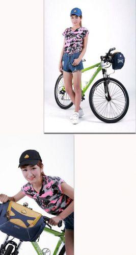 KIDOOO bike riding waterproof camera bag front pack