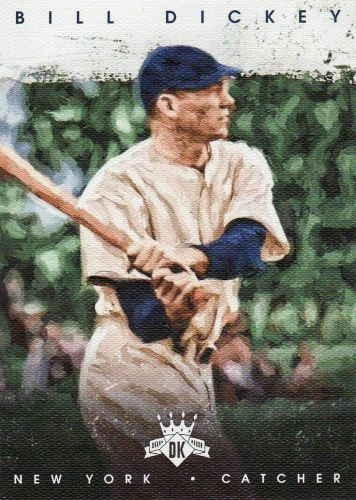 2016 Diamond Kings #2 - Bill Dickey - Yankees