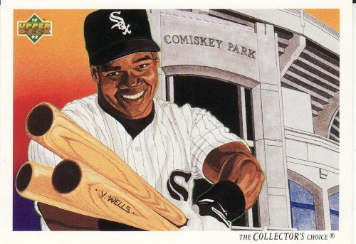 1992 Upper Deck #87 - Frank Thomas - White Sox
