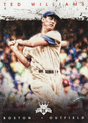 2016 Diamond Kings #21 - Ted Williams - Red Sox