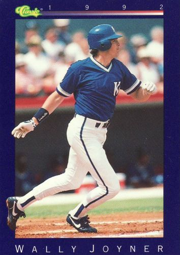 1992 Classic Game #164 - Wally Joyner - Royals