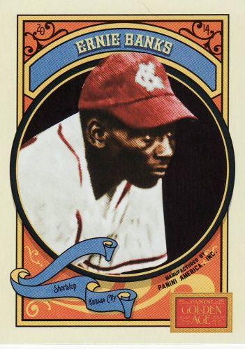 2014 Panini Golden Age #73 - Ernie Banks