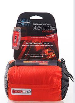 sea to summit unisex strengthen heated outdoor sleeping bag liner