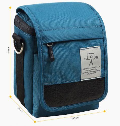 Mekava micro-camera photography SLR camera shoulder messenger bag