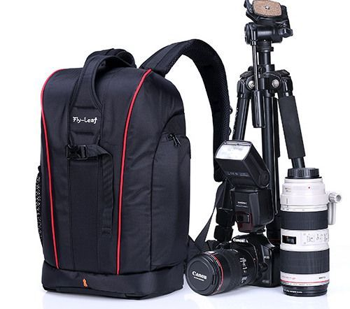 flyleaf mass photography burglar SLR camera backpack with rain cover
