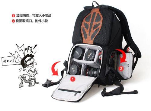 NewDawn photography professional burglar SLR camera backpack
