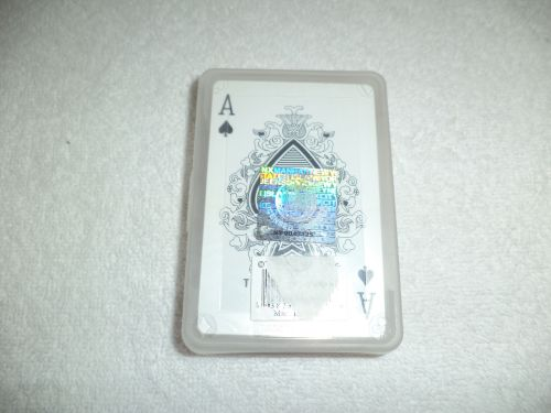 New York Fire F.D. N.Y. Playing Cards