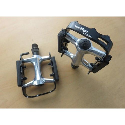 High Quality Mountainpeak Bike Pedals Bicycle MTB Pedals(Black)
