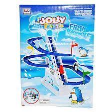Penguin Race toy kids fun