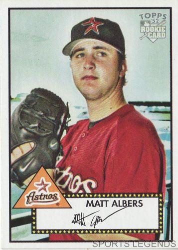 2006 Topps 52 Style #131 Matt Albers