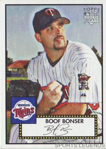 2006 Topps 52 Style #135 Boof Bonser