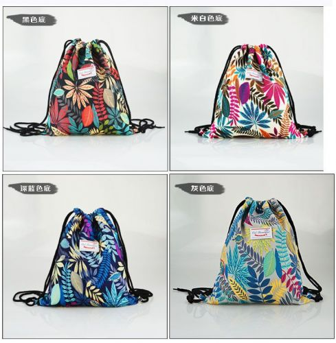 Drawstring Pouch sports waterproof backpack