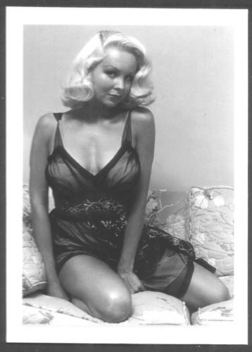 ACTRESS JOI LANSING BOSOMY BUSTY POSE 5X7 JL-10