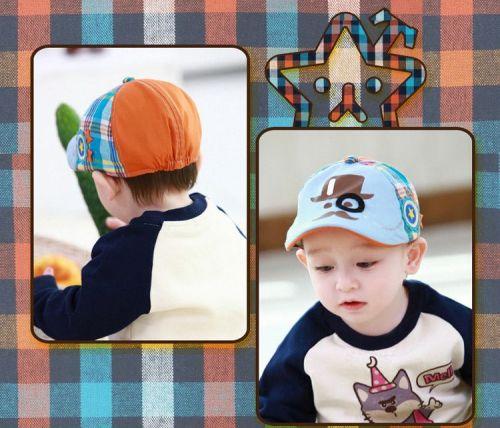 Spring Korean children beret cap