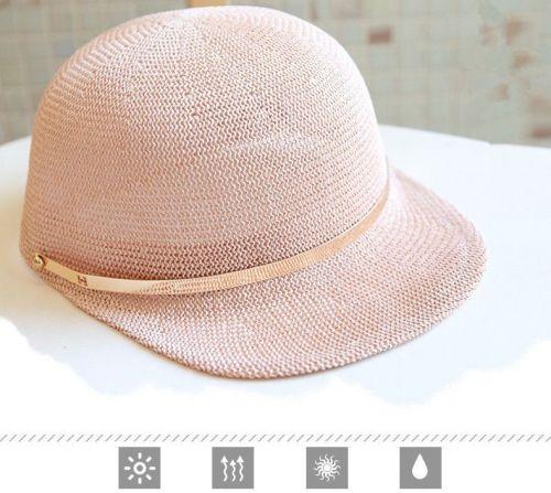 Korean summer baseball cap flat-brimmed hat vintage dome