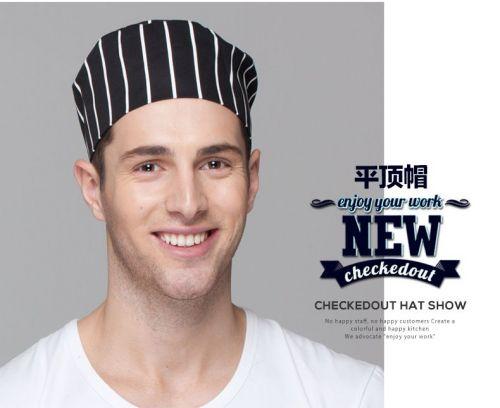 kitchen restaurant hotel unisex chef waiter hat
