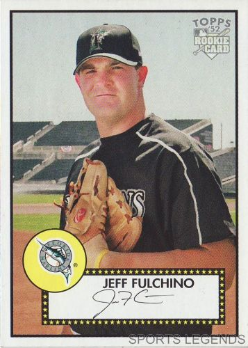 2006 Topps 52 Style #156 Jeff Fulchino