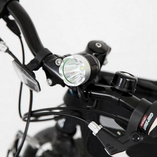 USB T6 1200 LM LED Outdoor Bicycle Light