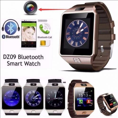 Bluetooth Wrist Smart Watch Phone Support SIM Card