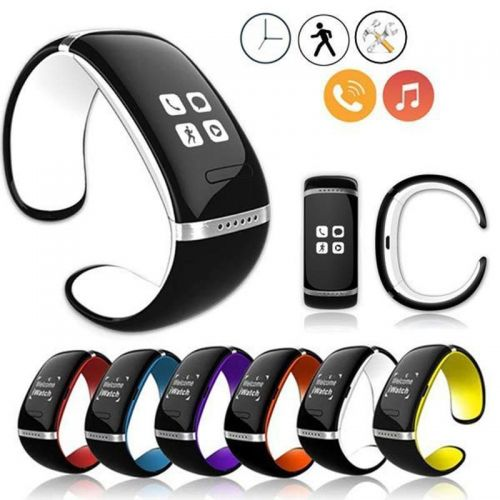 Bluetooth Wrist Bracelet Smart Watch Phone Mate