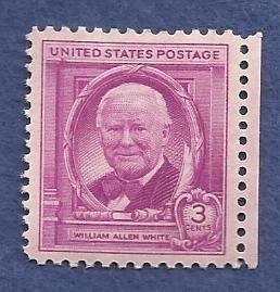 Scott 960 US Stamp 1948 3c William Allen White
