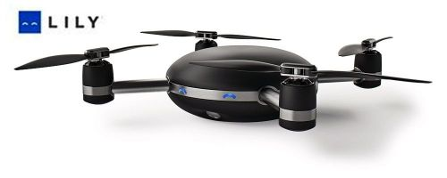"""""""SELF-FLYING DRONE""""-""""LILY"""" New Generation GPS Aerial Photography RC Copter WI"""
