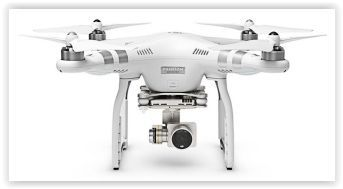 DJI Phantom 3 Professional Version DRONE- Quadcopter 2.4G Auto-Takeoff