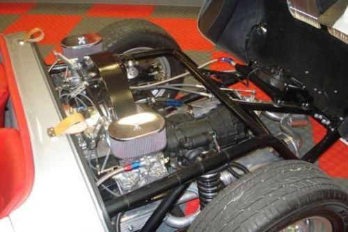 """James Dean """"LITTLE BASTARD"""" Porsche 550-Spyder Recreation"""
