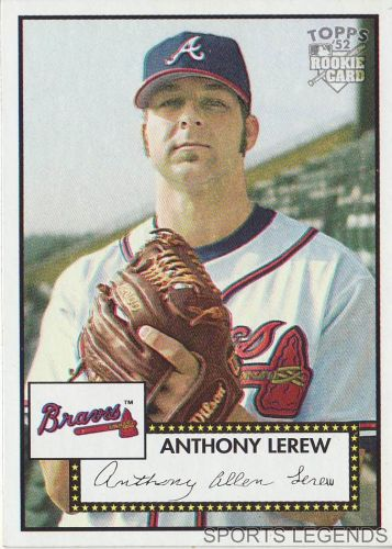 2006 Topps 52 Style #264 Anthony Lerew