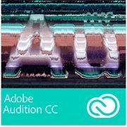 Adobe Audition CC MAC (Forever License) - 1 Install (Download Delivery)