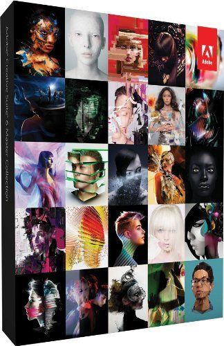 Adobe Creative Suite 6 Master Collection Windows - 1 Install (Download Delivery)