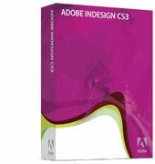 Adobe InDesign CS3 MAC -1 Install (Download Delivery)