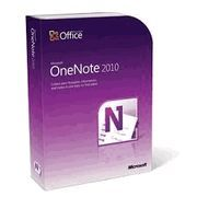 Microsoft OneNote 2010 with SP2 (32/64-bit) -1 Install (Download Delivery)