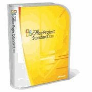 Microsoft Office Project Standard 2007 (32/64-bit) -1 Install (Download Delivery)