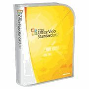 Microsoft Visio Standard 2007 (32/64-bit) -1 Install (Download Delivery)