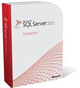 MicrosoftSQL Server 2012 Enterprise (32/64-bit) -1 Install (Download Delivery)