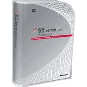 SQL Server 2008 R2 Workgroup - 1 Processor License Unlimited Clients OLP-1 Install (D