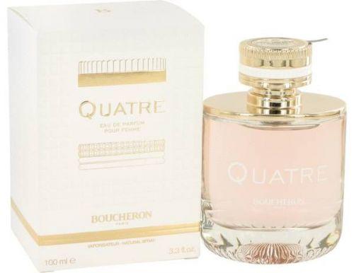 Quatre Perfume by Boucheron 3.3 oz Eau De Parfum Spray