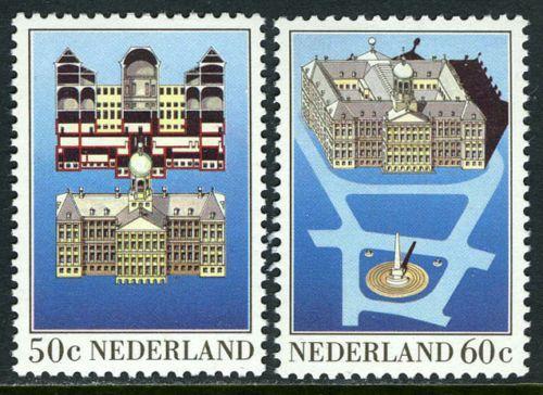 Netherlands Royal Palace mnh