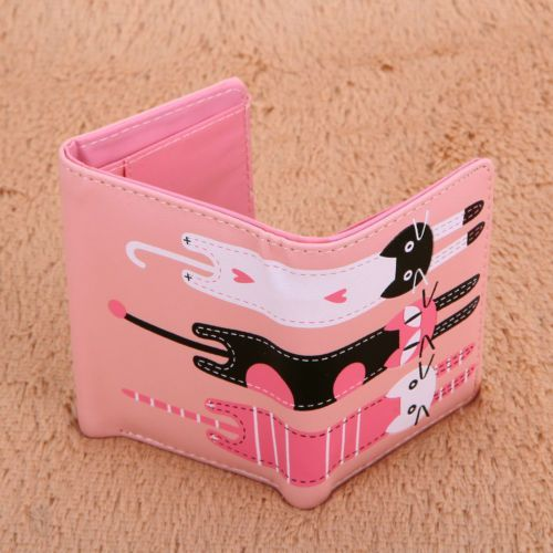 New lady's short wallet