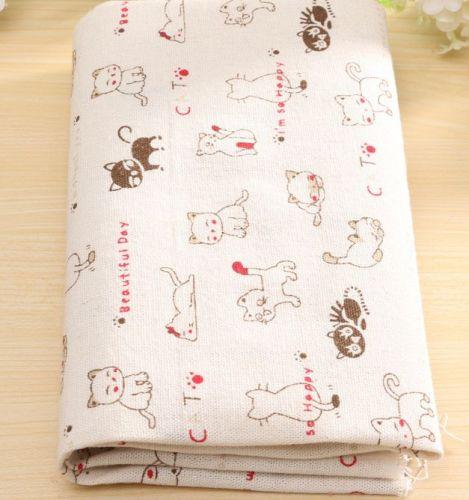 1 piece Cotton Linen Cloth