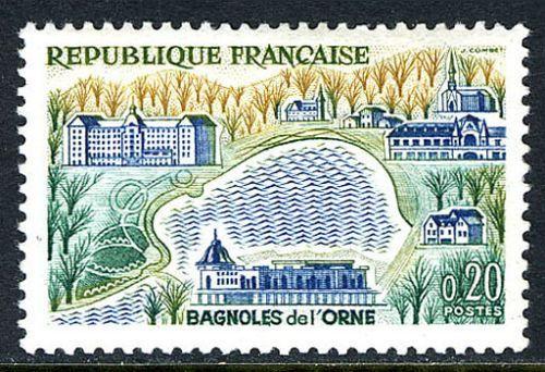 France Bagnoles de l'Orne mnh 1961