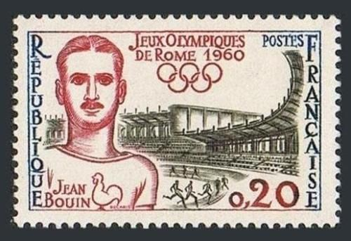 France Olympic Games mnh 1960